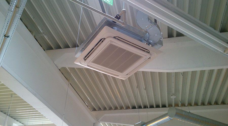 Závesy pre klimatizačné jednotky
